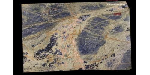 African Lapis Lazuli Standart