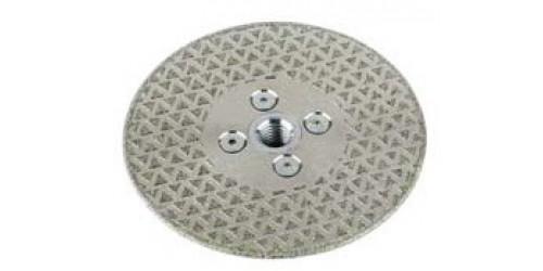Алмазный диск DDE TRIS для сухой резки и шлифованию по мрамору и стеклу