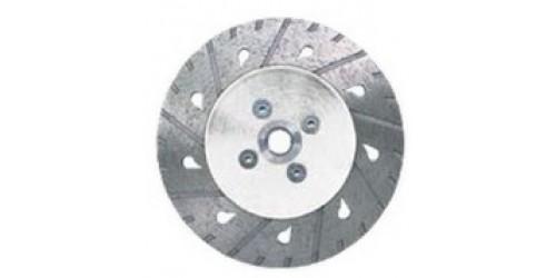 Алмазный диск EXTREME для сухой резки по граниту и твёрдым камням
