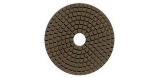 Алмазный гибкий шлифовальный круг FURBIX для полировки и шлифования с водой по мрамору и граниту