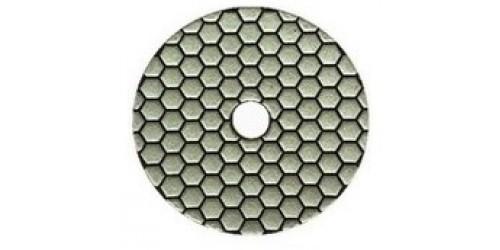 Алмазный гибкий шлифовальный круг NINJA DICHETTI для сухой полировки и шлифования по мрамору, граниту, цементной стяжке, керамике и керамограниту